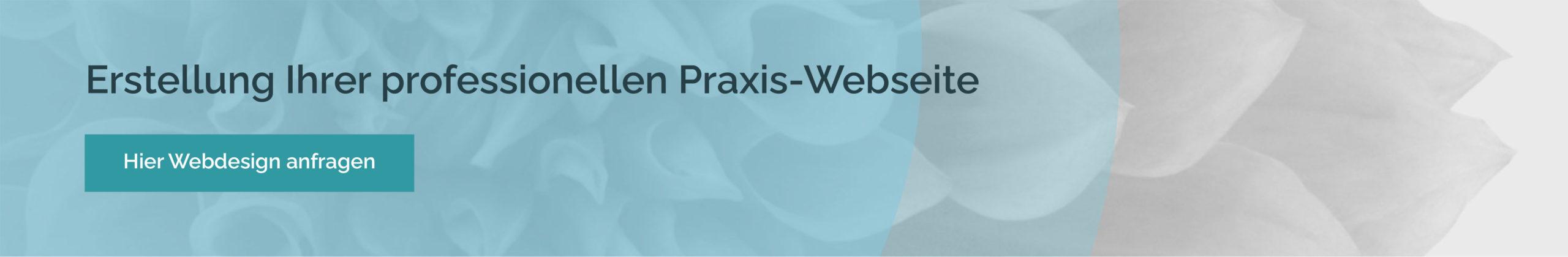 Webdesign für Praxen anfragen